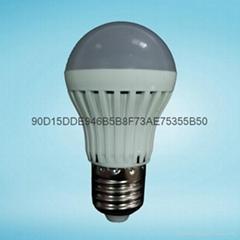LED声光控球泡灯