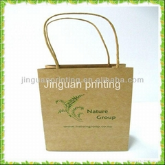 high quality kraft paper bag