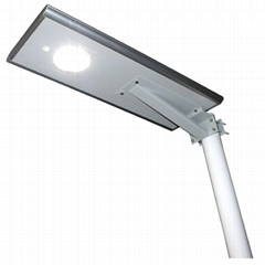 waterproof solar street light can bright over 54 hours