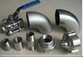 Stainless Steel Pipe Fittings 4