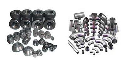 Alloy Steel Pipe Fittings  3