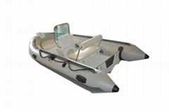 Aqualand RIB Boat rigid inflatable boat Sports boat