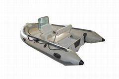 Aqualand RIB Boat rigid inflatable boat Sports boat