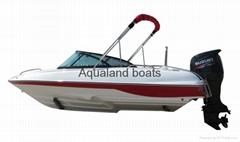 BOWRIDER Speed boat Sports boat