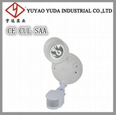 Motion Sensor Outdoor Light 9w led wall lamp high power