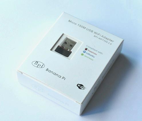 Banana pi USB WIFI Dongle 3