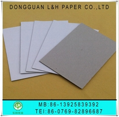 grey board paper for napkin paper