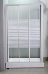 SY32201 Sliding shower Door 3 - PC 4mm