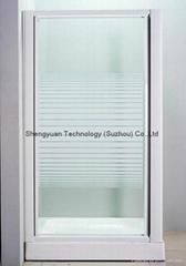 SY32301 Single Pivot Door 4mm