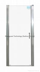 SY35601 Single Swivelling Door 6mm