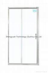 SY35705 Sliding shower Door 6mm