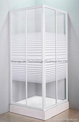 SY32501 Angle Shower Enclosure 4mm