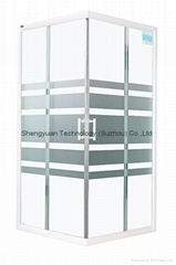 SY35301 Square Shower Enclosure 6mm