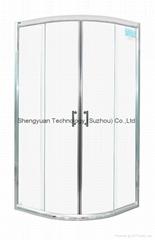 SY35402 Quadrant Shower Enclosure 6mm