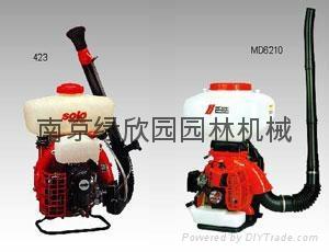 機動噴霧噴粉打藥機 4