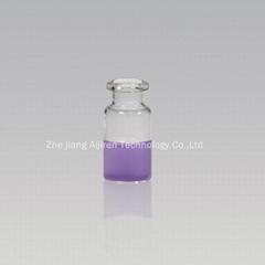 10ml crimp headspace clear vial