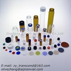 PTFE/Silicone septa