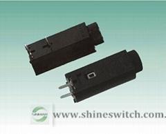Shanghai Sinmar Electronics HJ-1071A Fuse Holders 10A250VAC 2PIN Solder Terminal