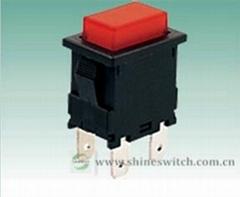 Shanghai Sinmar Electronics CS330AZ0 Metal Pushbutton Switches 5A250VAC 4PIN Sol