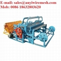 Sell Crimped Wire Mesh Machine 4
