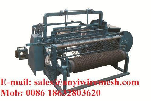 Sell Crimped Wire Mesh Machine 3