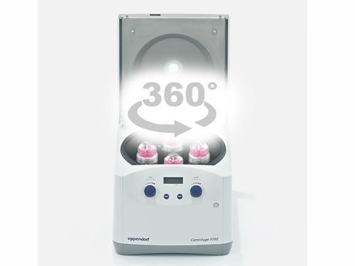 德国eppendorf 5702冷冻离心机 1