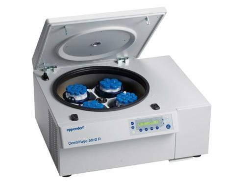 德国eppendorf 5810R冷冻离心机 1