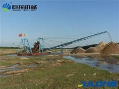 import export hot price bucket chain dredger