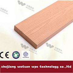 anti-slip waterproof composite laminate wpc flooring with cheap price