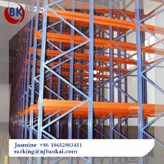 Selective Pallet Racking in Hot Sale Storage Equipment for Industrial