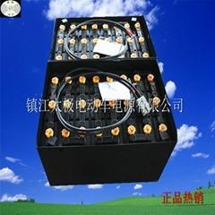 豐田3FB9叉車電池