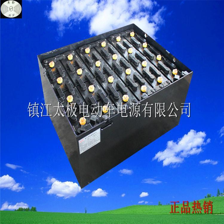 柳工CPD20叉车电池 1