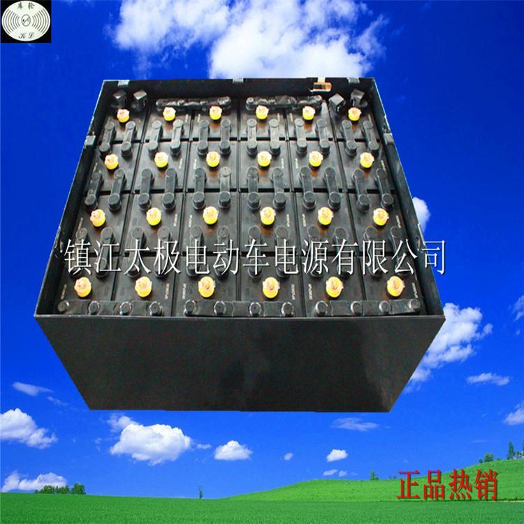柳工CPD20叉车电池 4
