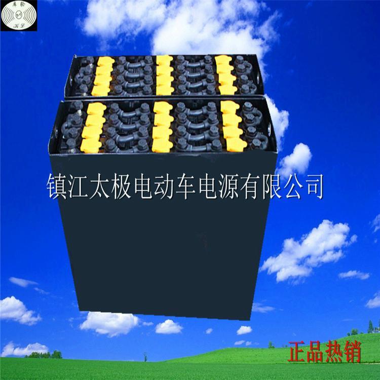 永恒力ERE120叉车电池 1