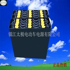 永恆力蓄電池ERE120叉車電池