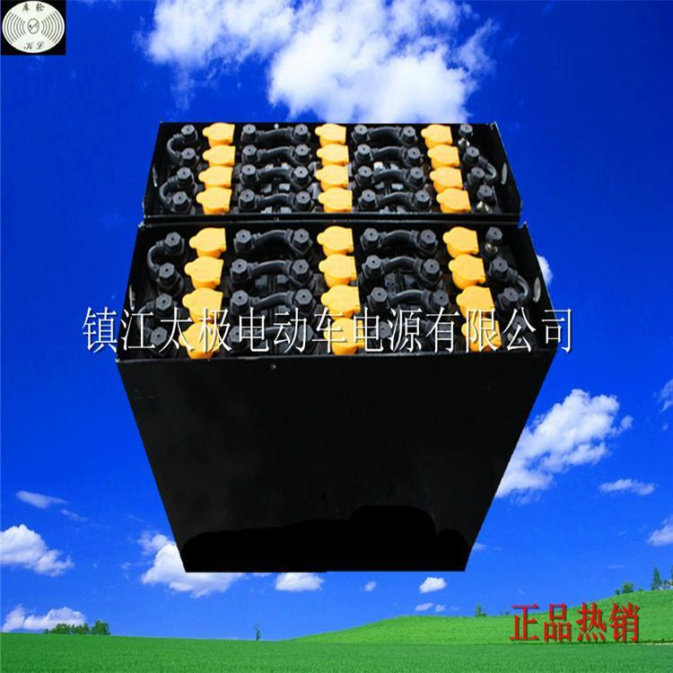 永恒力ERE120叉车电池 5