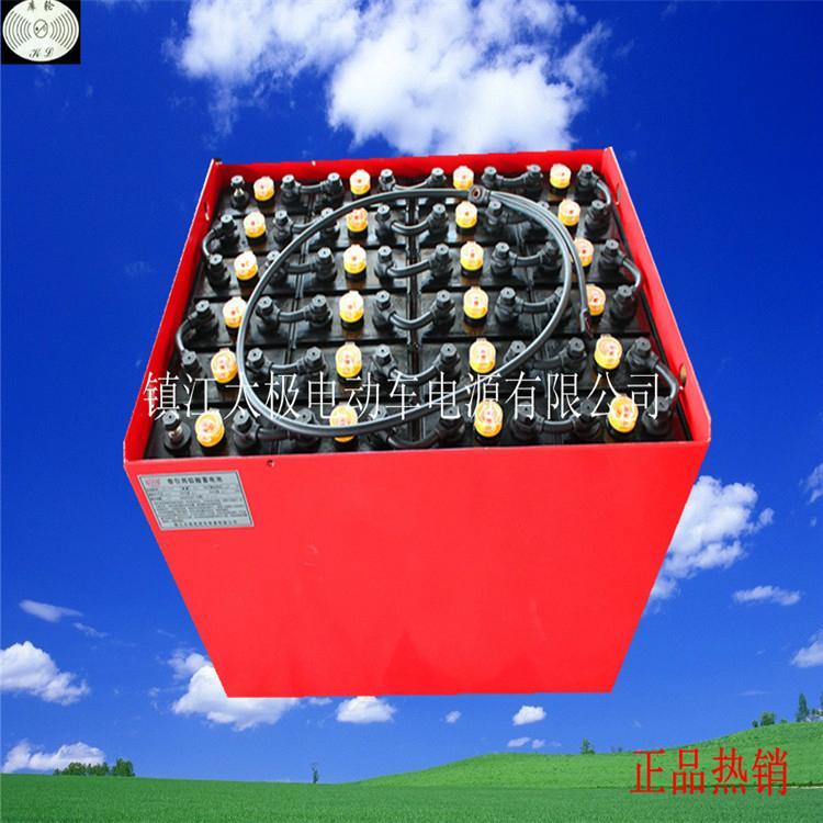 林德E16叉车电池 1