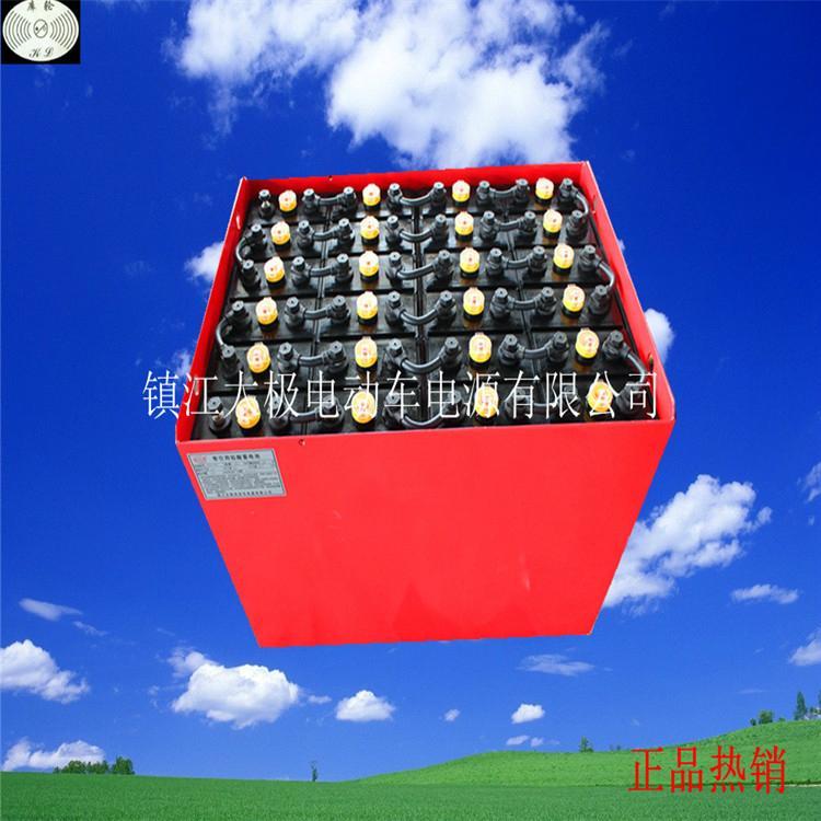 林德E16叉车电池 3