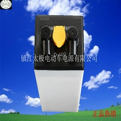 牽引用鉛酸蓄電池D-400叉車電瓶