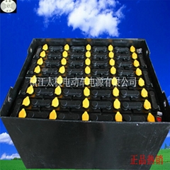 合力叉車AC30電池叉車蓄電池