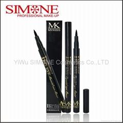 Waterproof professional liquid eyeliner pen  Black