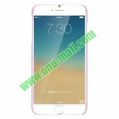 Glitter Powder Romantic Pattern PC Hard Case for iPhone 6 5.5 Inch (Heart Shape)