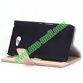 Cloth Texture Magnetic Flip Stand