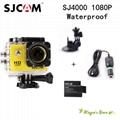 Original SJ4000 Action Camera Diving 30M