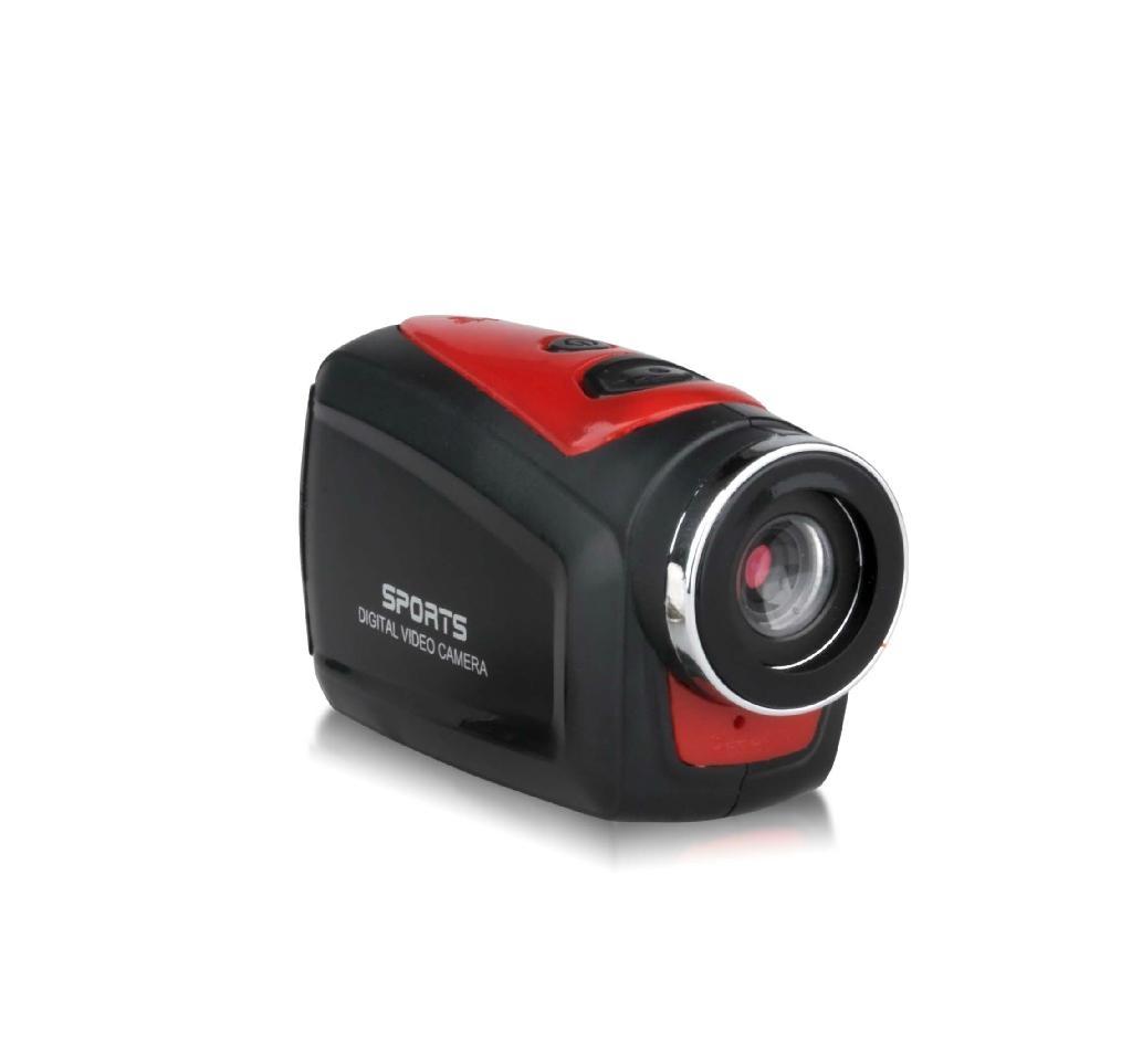 New HD 720P Waterproof Sport Helmet Outdoor Camera Motor CAR DVR Action DV F22 1