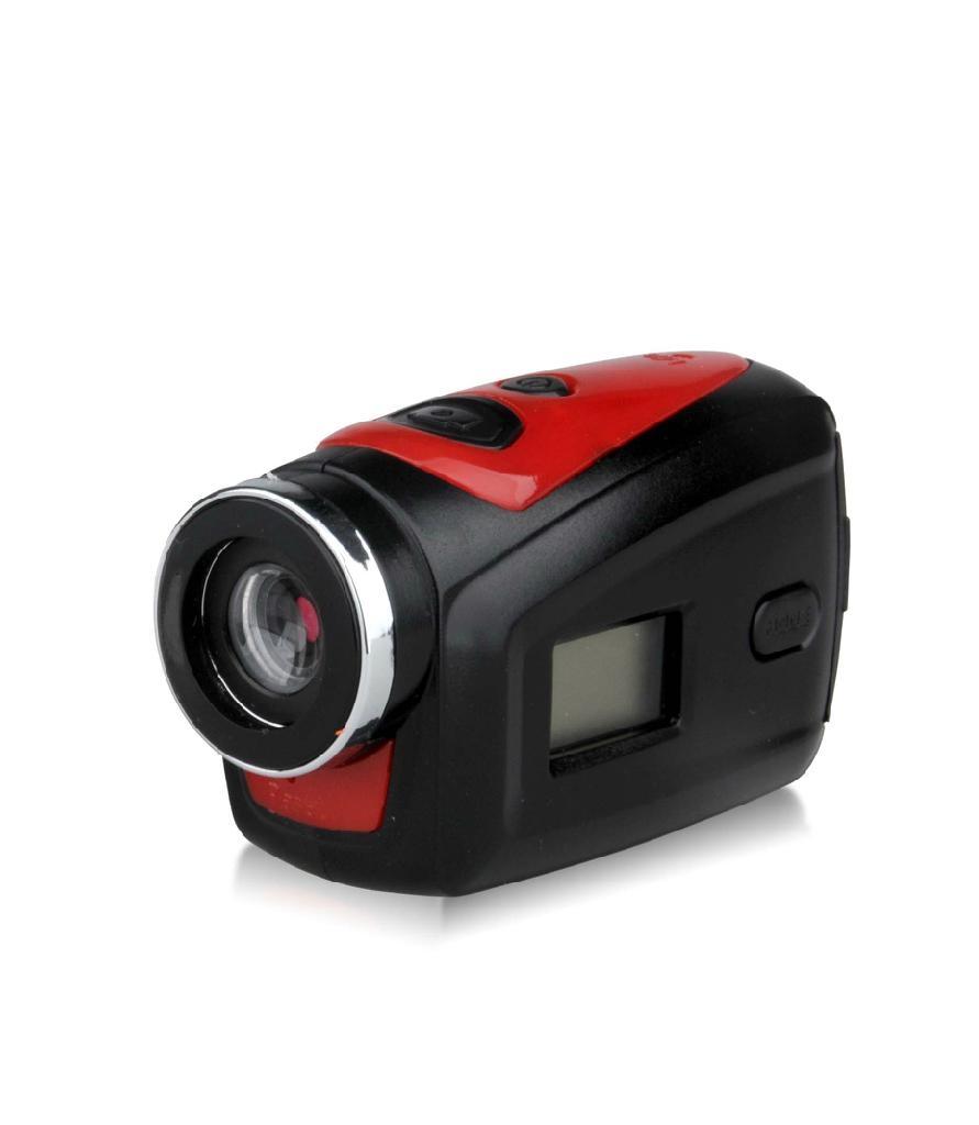 New HD 720P Waterproof Sport Helmet Outdoor Camera Motor CAR DVR Action DV F22 2