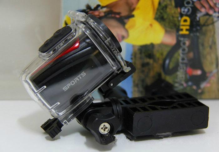 New HD 720P Waterproof Sport Helmet Outdoor Camera Motor CAR DVR Action DV F22 4