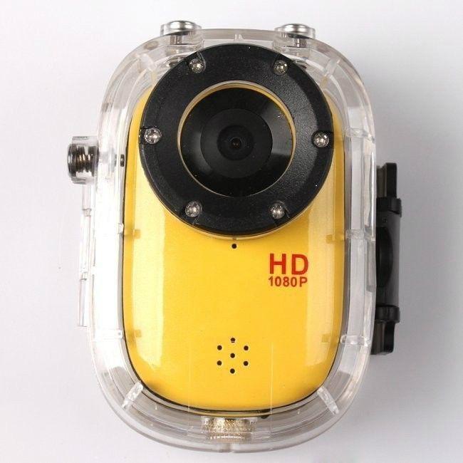 Full HD Waterproof camera 1080p Sports mini video camera SJ1000 Helmet Action DV 4