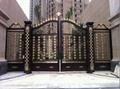 wrought iron gate 4