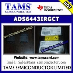 ADS6443IRGCT - TI (Texas Instruments) - QUAD CHANNEL 14-BIT 125/105/80/65 MSPS